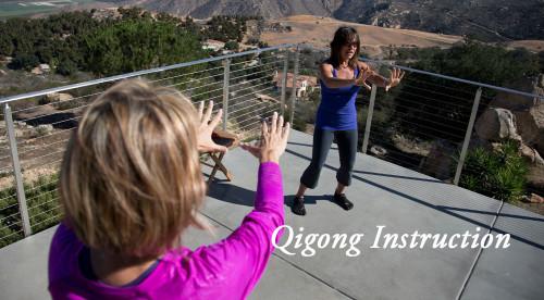 Qigong Instruction