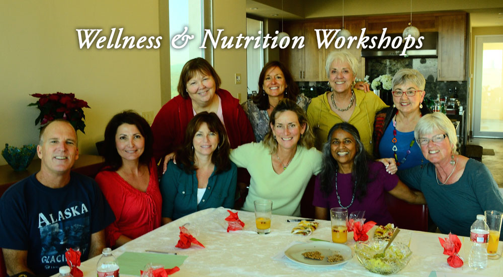 Wellness & Nutrition Workshops
